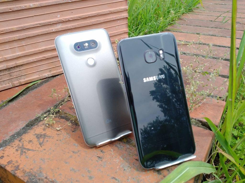 G% Galaxy S7 Edge