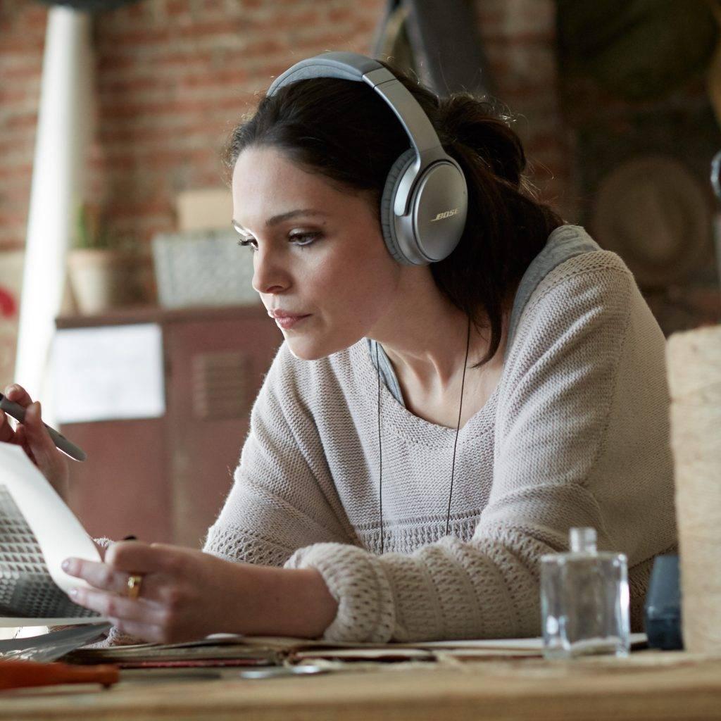 Bose presenta le cuffie Wireless QC Noise Cancelling e Sportive 4f21586a28f8