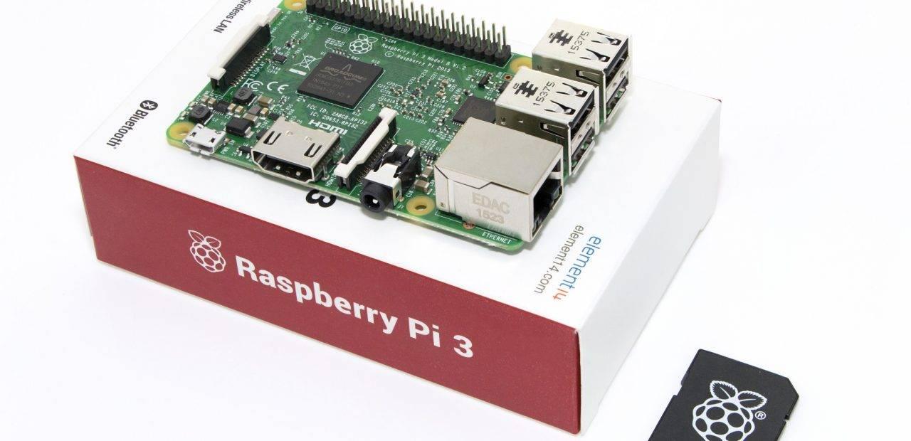 Rasperry Pi 3