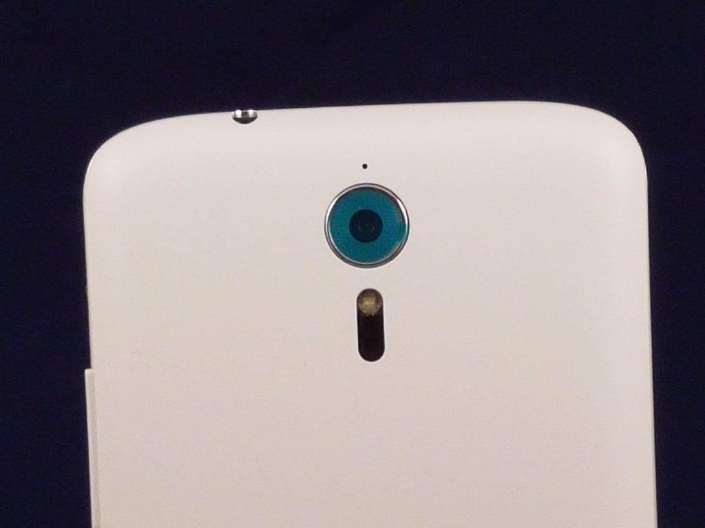 Acer Liquid Zest Plus Main Camera