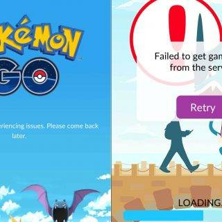 server pokemon go