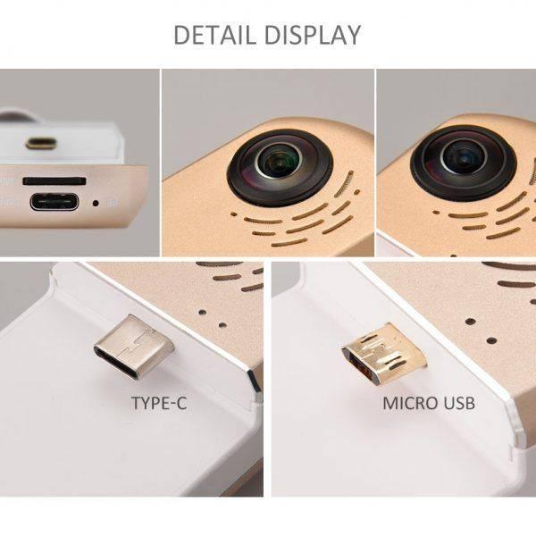 videocamera 360