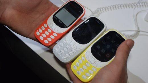 In arrivo un Nokia 3310 4G con YunOS
