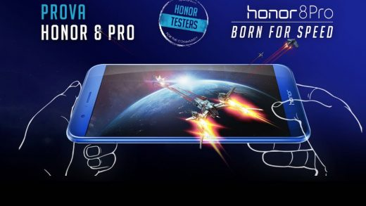 Candidati come recensore e vinci Honor 8 Pro