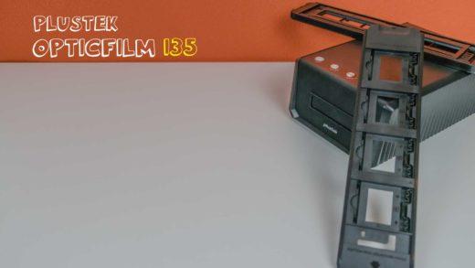 Plustek OpticFilm 135 salviamo i nostri negativi e diapositive | La nostra Recensione