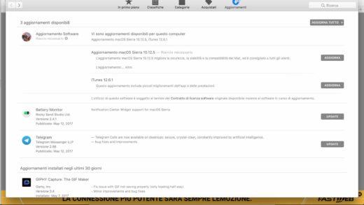 Aggiornamenti Apple rilasciati per tutti: iOS, watchOS, macOS e tvOS