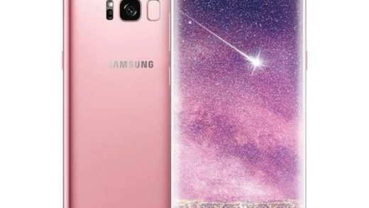 Samsung Galaxy S8 Rose Pink