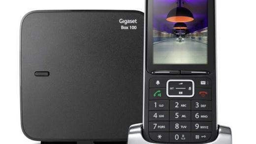 """Presentato il nuovo Gigaset SL450, il cordless in """"black"""""""