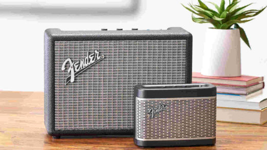 Fender presenta due altoparlanti Bluetooth