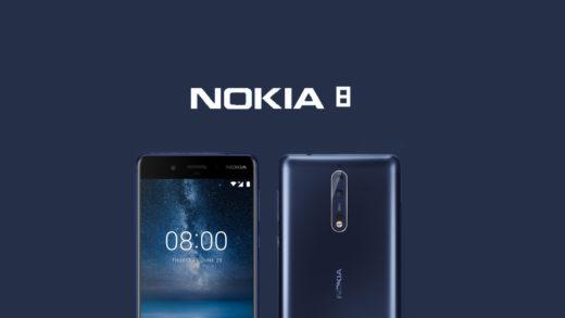 Nokia 8 arrivano le prime immagini