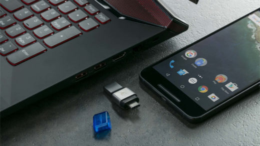 Kingston MobileLite Duo 3C un lettore di schede microSD con una doppia anima, Type-C e Type-A
