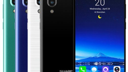 Sharp Aquos 2