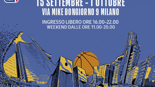NBA OVERTIME al Samsung District di Milano, per scoprire il Life Style NBA