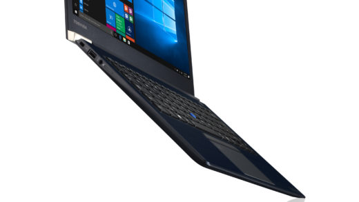 Toshiba serie X in mostra all'Ingram Micro Showcase