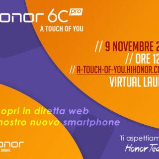 Honor 6C Pro