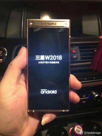 Samsung SM-W 2018