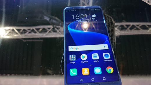 Honor View 10, breve hands-on da Londra