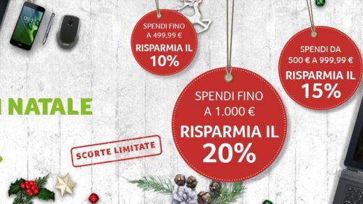 Risparmia sui regali di Natale con Acer