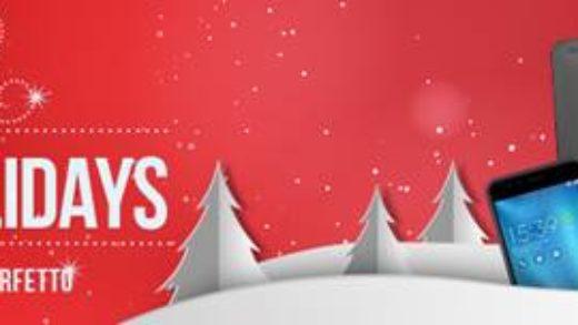 Happy Holidays – Le promozioni ASUS per questo Natale
