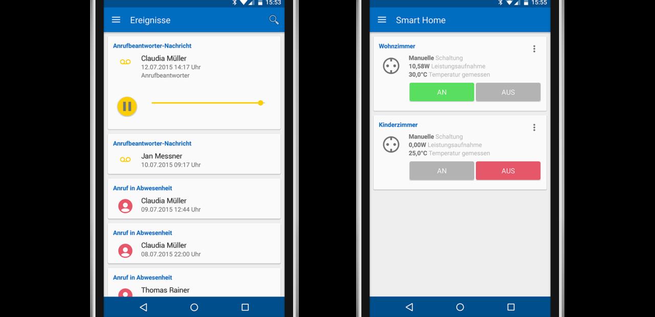Avm Aggiorna Le App Con Il Rilascio Di Myfritz App 2 Per Android