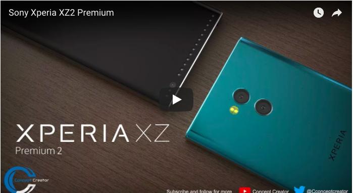 Xperia XZ premium2