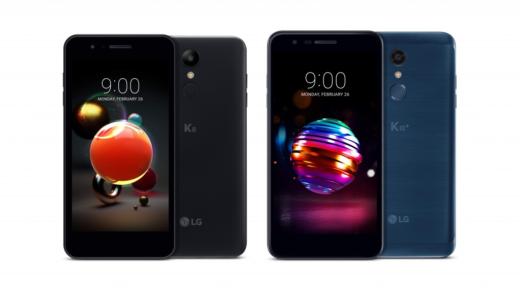 LG K8 K10