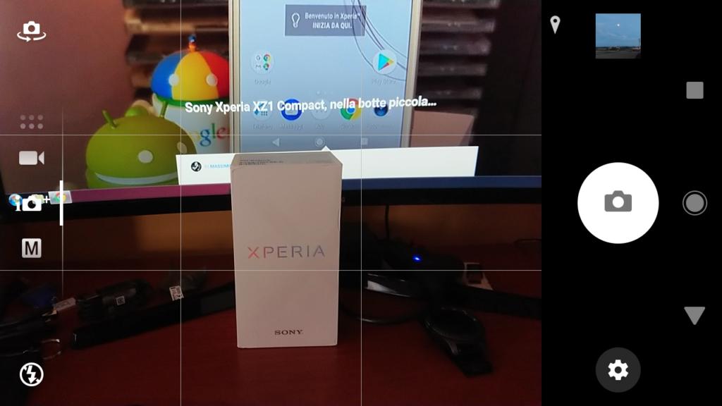 Xperia XZ1 Compact