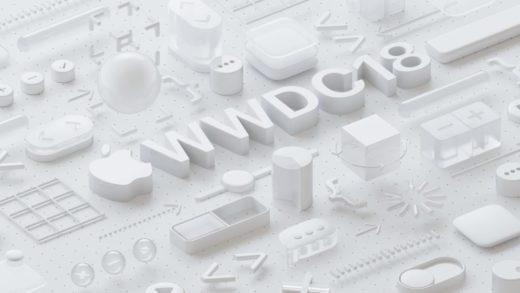 Apple WWDC 2018, si parte il 4 Giugno