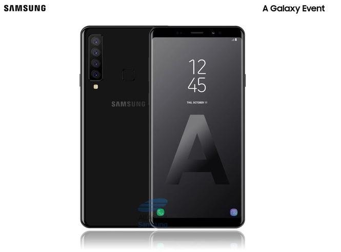 Galaxy A9 Star Pro