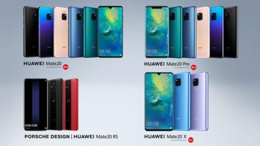 Huawei Mate 20 Series, attacco al potere costituito