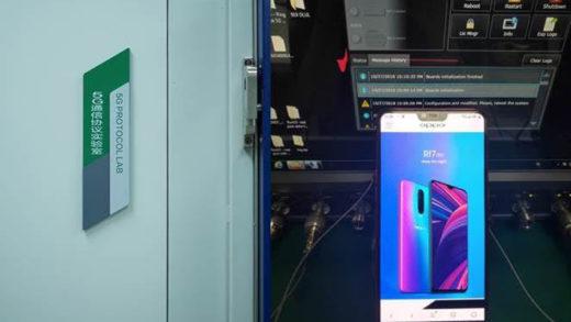 Gli smartphone OPPO pionieri della connessione internet 5G