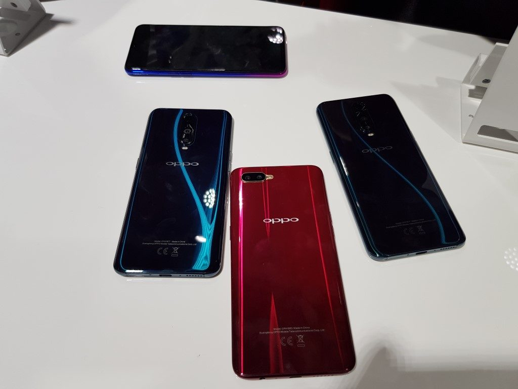 OPPO RX17Pro