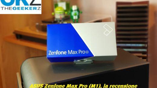 Recensione: ASUS Zenfone Max Pro (M1), energia infinita