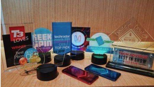 Honor View 20 premiato al CES di Las Vegas
