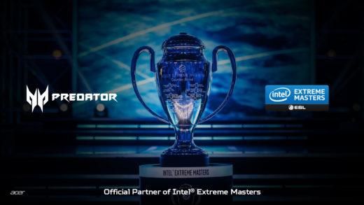 ESL annuncia la partnership con Acer agli Intel® Extreme Masters