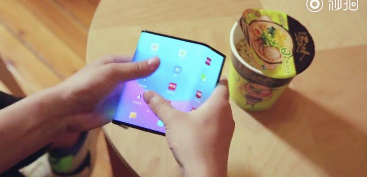 Xiaomi Mi-Fold
