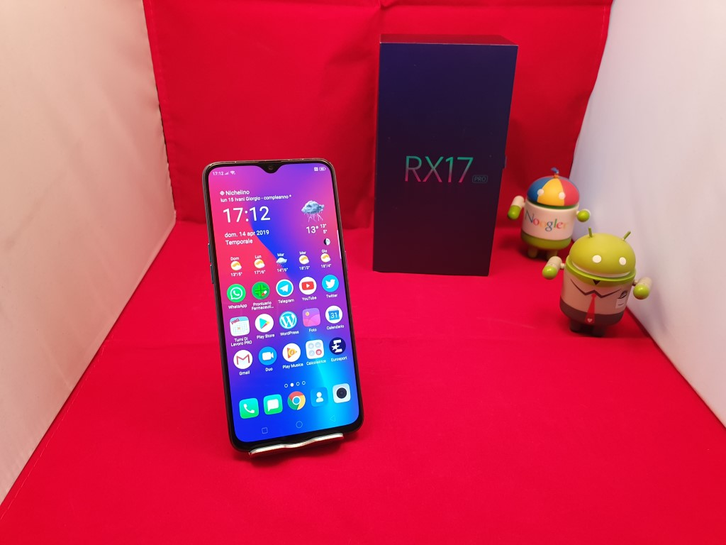 OPPO RX 17 Pro