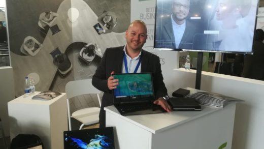 Acer partecipa alla manifestazione Forum PA 2019