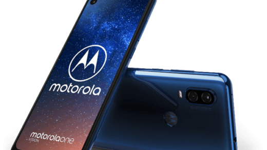 Motorola One Vision, le immagini definitive