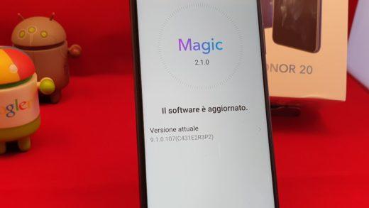 EMUI 9.1 arriva anche sugli smartphone HONOR