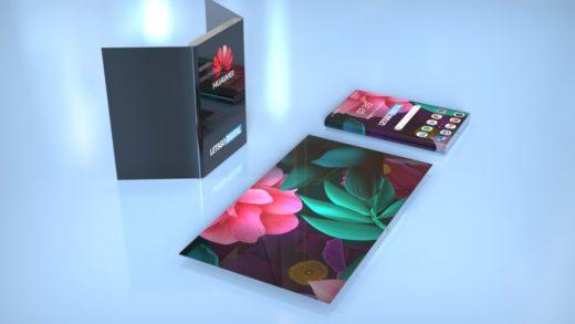 Huawei brevetta la doppia piega per il nuovo foldable