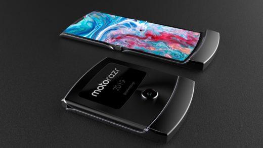 Motorola RAZR potrebbe arrivare a Dicembre… Ma che prezzo!
