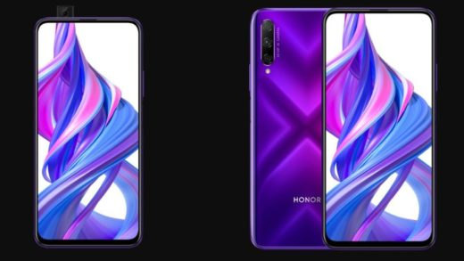 HONOR 9X e HONOR 9X Pro sfoggiano la fotocamera pop-up