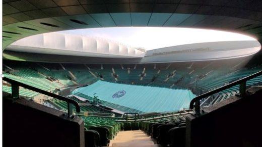 OPPO Reno 5G fotografa il torneo di Wimbledon