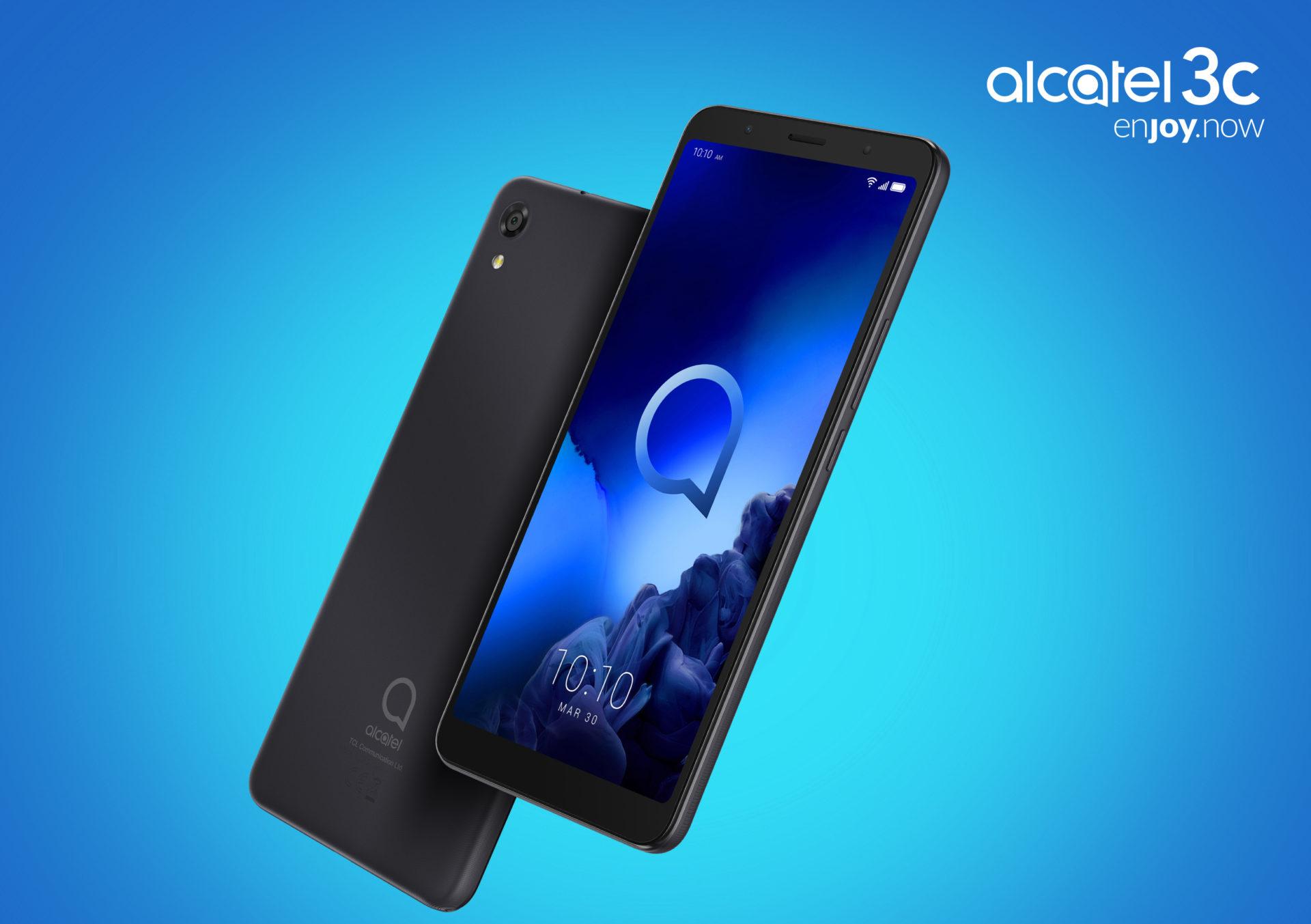 Alcatel 3C 2019