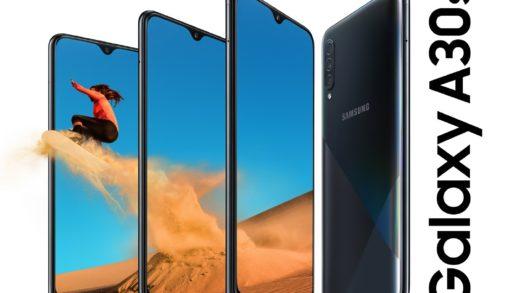Samsung presenta il nuovo Galaxy A30s