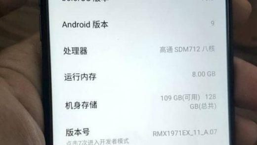 Realme 5 Pro in arrivo domani senza fotocamera da 64 Mpx