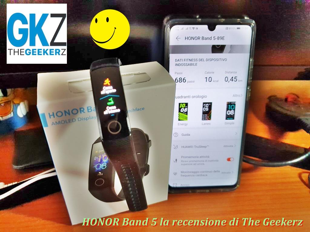 HONOR Band 5