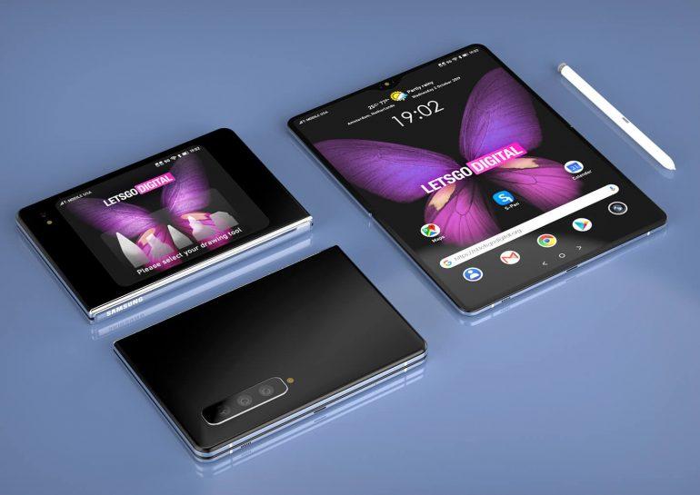 Galaxy Note Fold