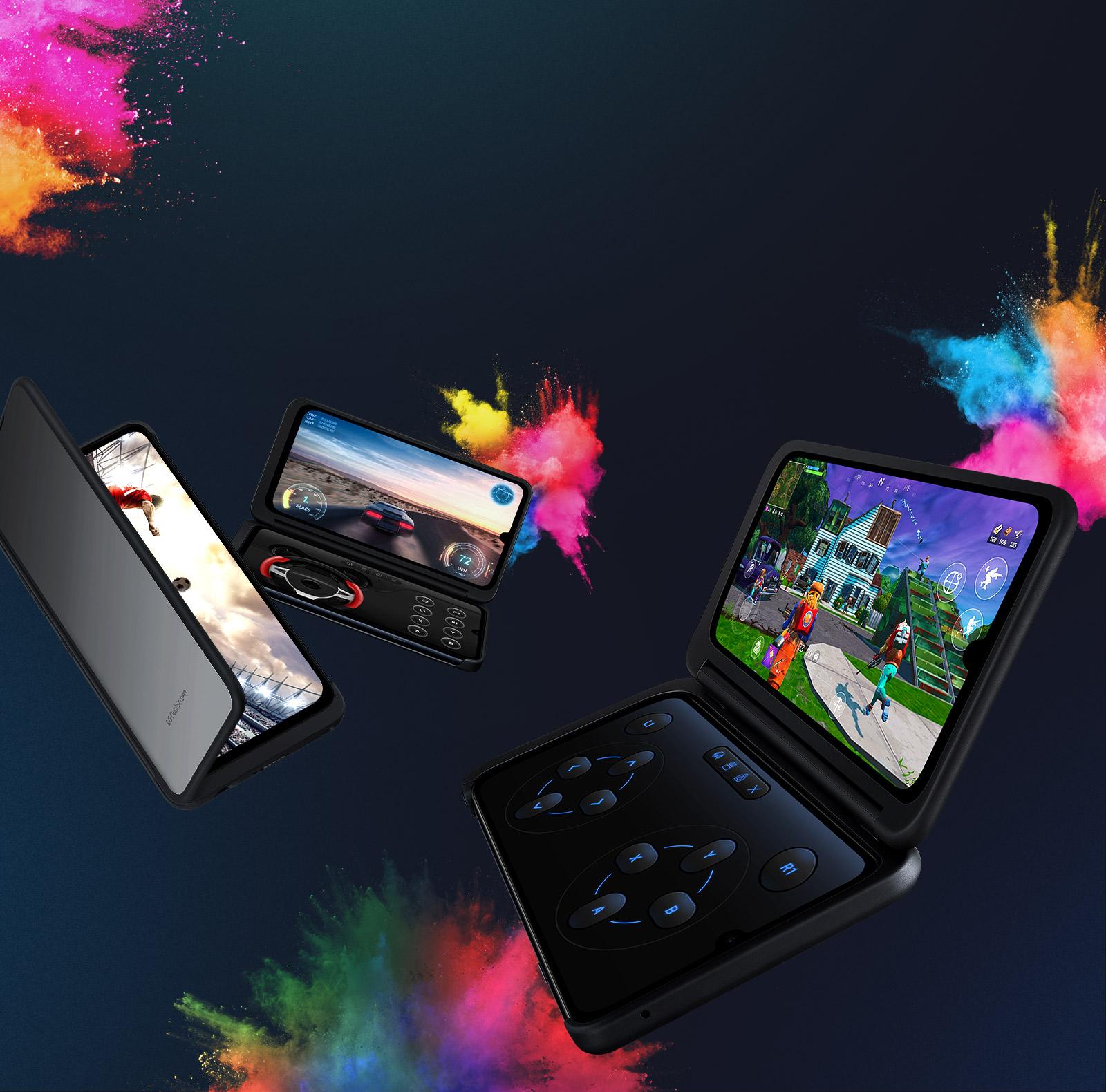 LG G8X ThinQ,